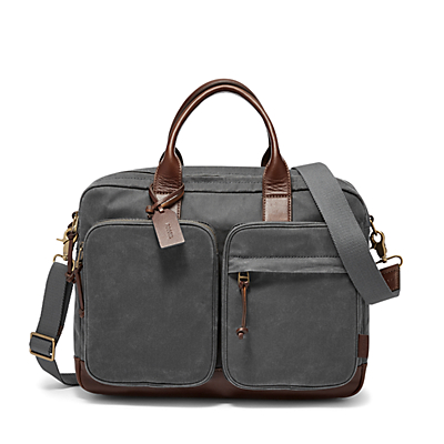 Defender Double Zip Workbag