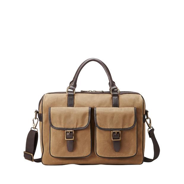 Estate Top Zip Workbag