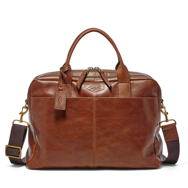 Wyatt Top Zip Workbag