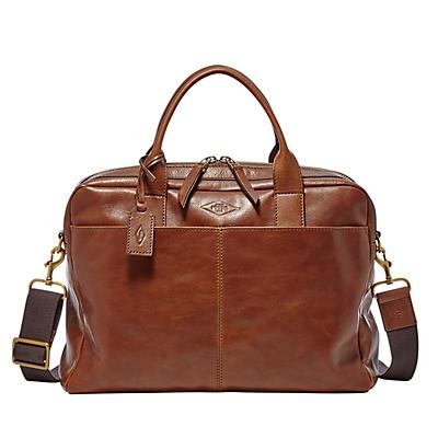 Wyatt Top Zip Workbag
