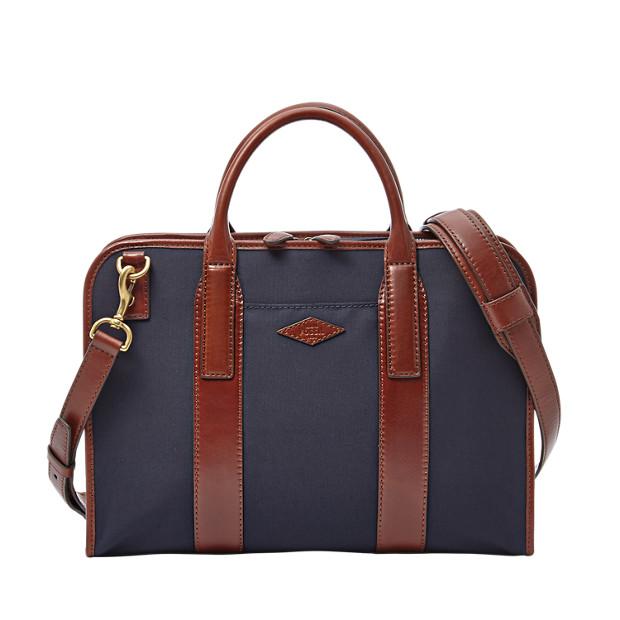 Landon Small Top Zip Workbag