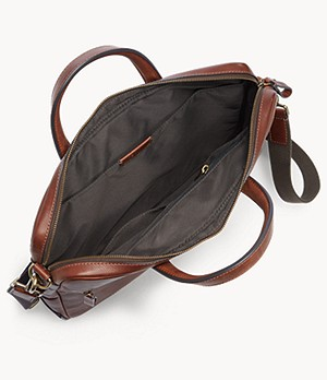 Haskell Top Zip Workbag