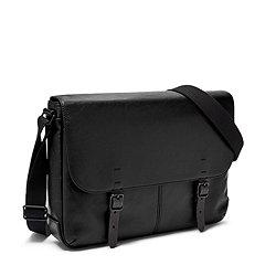 18e655a67 Messenger Bags for Men: Shop Leather Men's Messenger Bags - Fossil