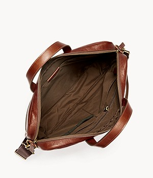 Herren Tasche Warren - Top Zip Workbag