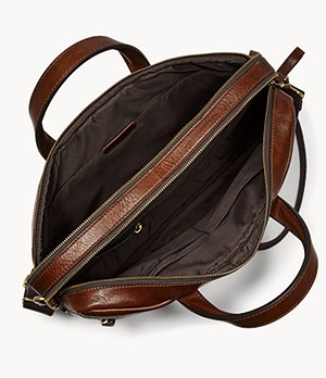 Herren Tasche Haskell - Double Zip Workbag