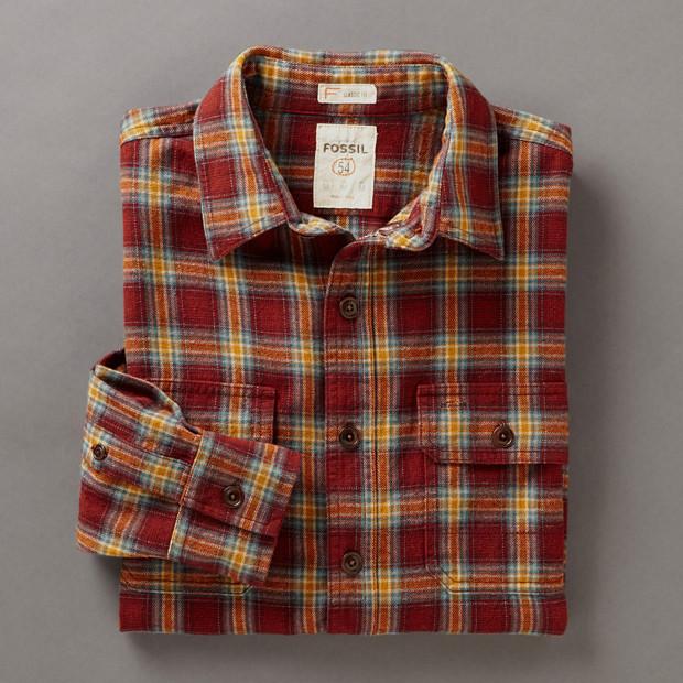 Utility Flannel Marlon Shirt