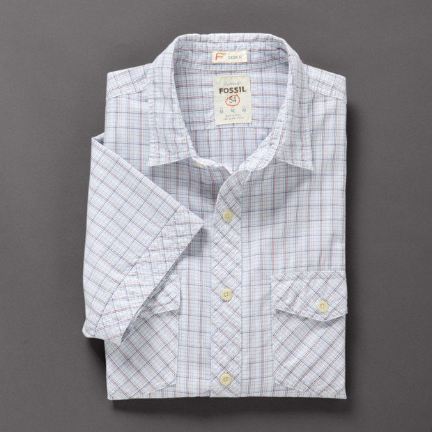 Chandler Short Sleeve Two Pocket