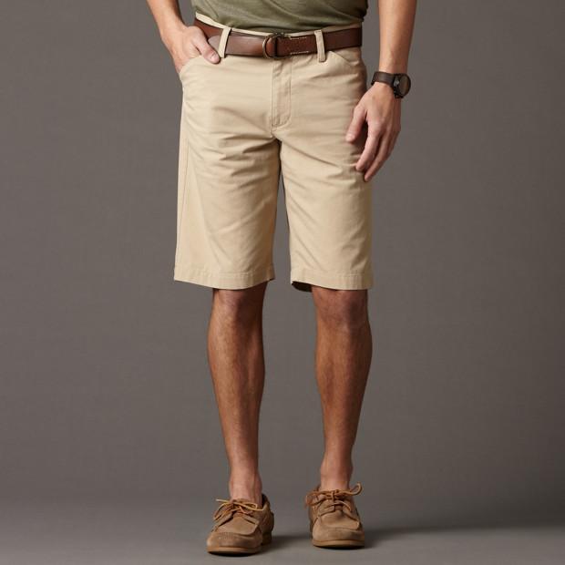 Flat Front Short