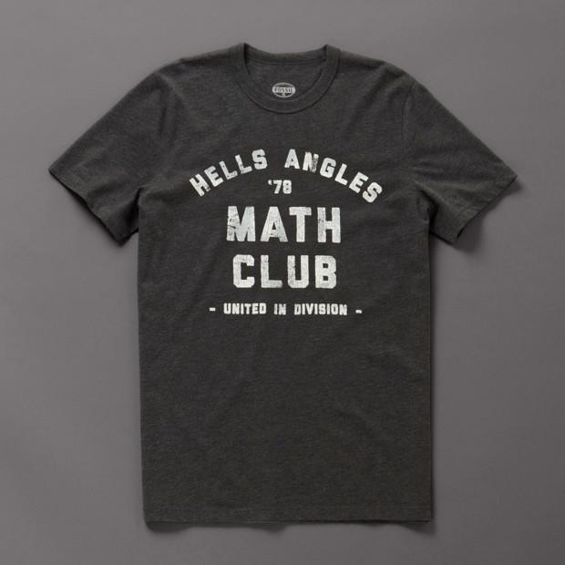 Math Club Tee