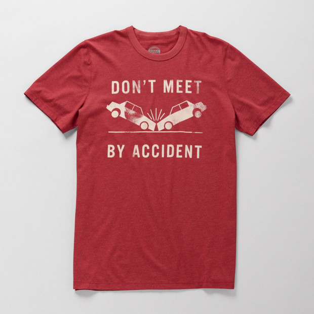 Meet Accident Tee