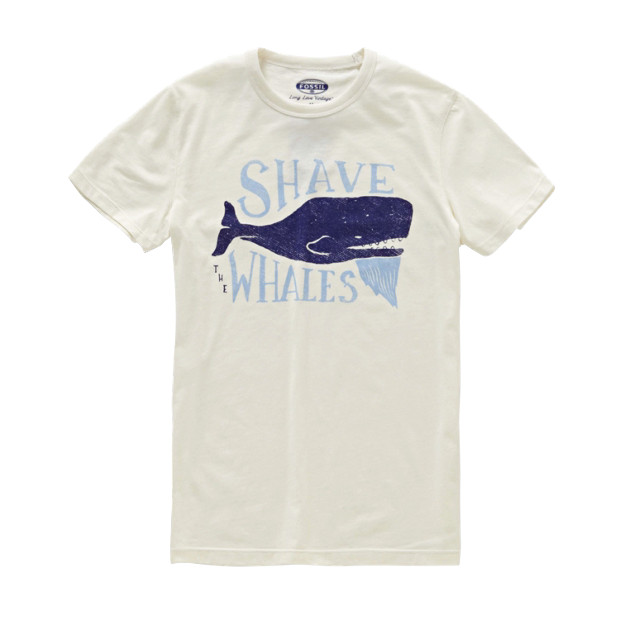 Shave the Whales T-Shirt