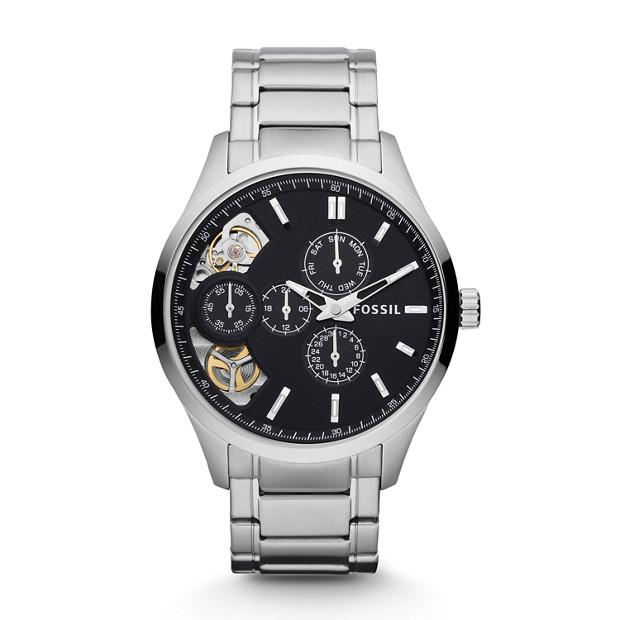 Dress Twist Stainless Steel Watch