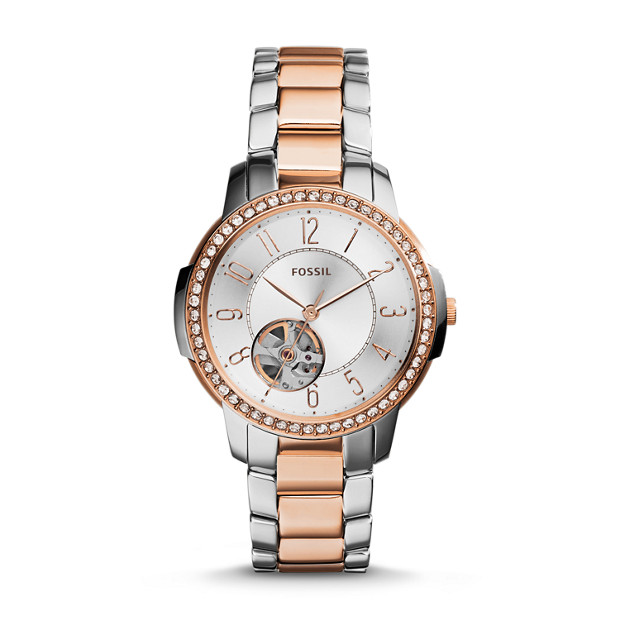 Architect Automatic Stainless Steel Watch – Two-Tone