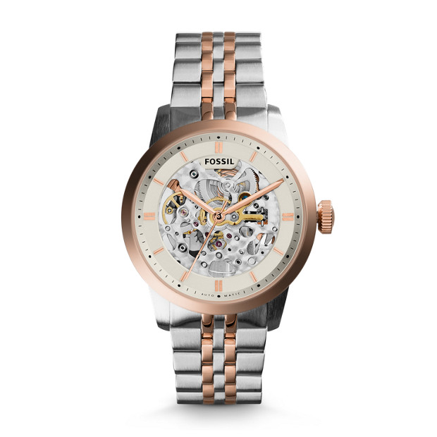 Townsman Automatic Two-Tone Stainless Steel Watch