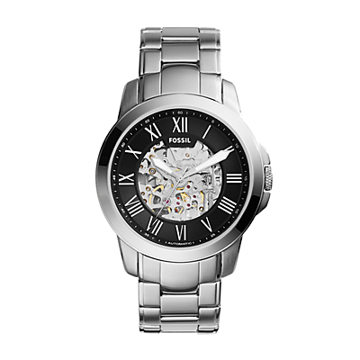 Grant Automatic Stainless Steel Watch