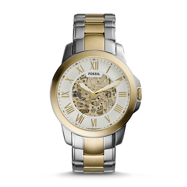 Grant Automatic Two-Tone Watch