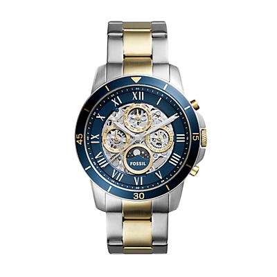 Grant Sport Automatic Two-Tone Stainless Steel Watch