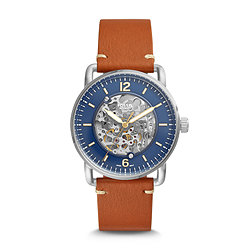 Automatic Watch Mechanical Watches For Men Fossil