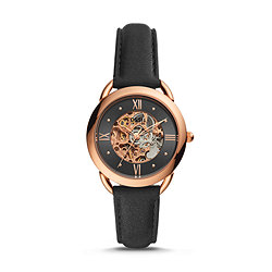 73b23c7cb Women's Leather Watches: Shop Bands & Leather Watches for Women - Fossil