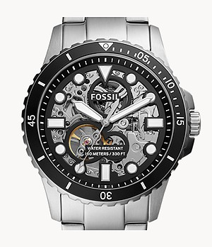 FB-01 Automatic Stainless Steel Watch