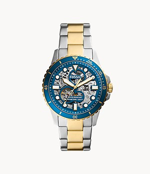 FB-01 Automatic Two-Tone Stainless Steel Watch