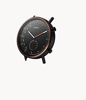 Misfit Command 44mm Watch Case Copper