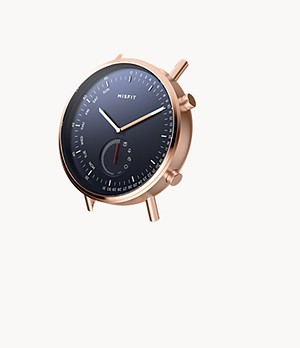 Misfit Command 44mm Watch Case Rose Tone