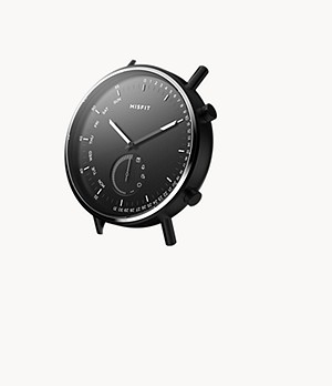 Misfit Command 44mm Watch Case Black