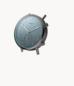 Misfit Command 44mm Watch Case Gunmetal