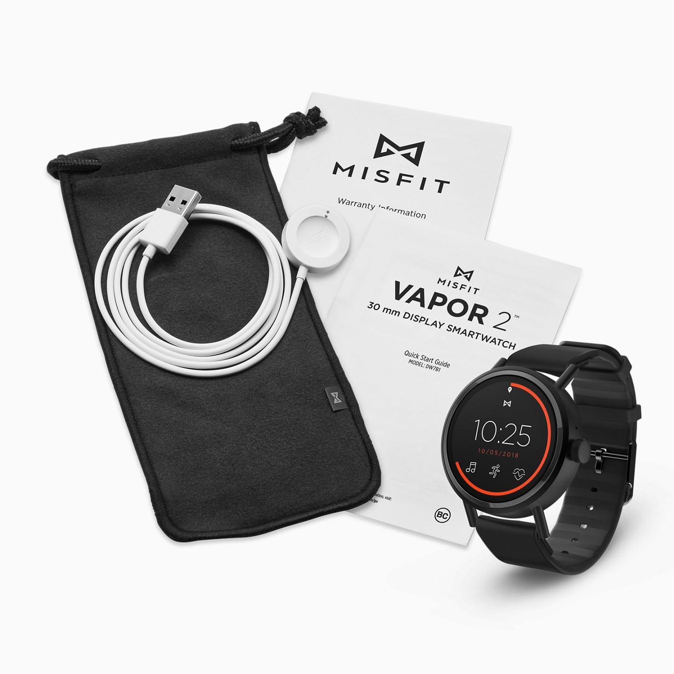 Misfit Vapor 2 Smartwatch - Misfit