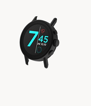Misfit Vapor X 42mm Watch Case Black