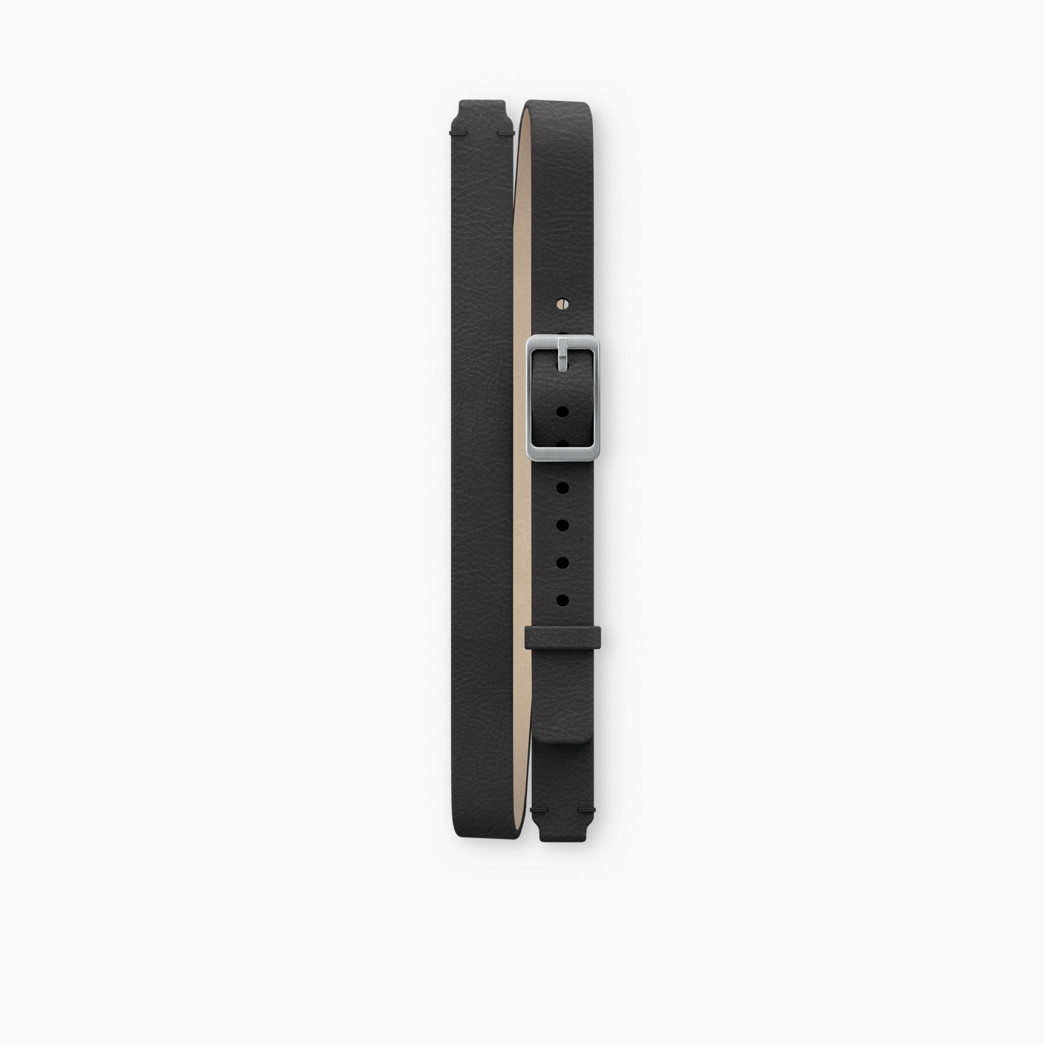 Misfit Ray Double-Wrap Leather Band