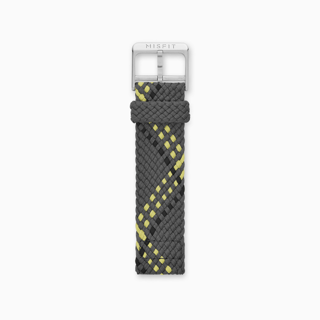 20mm Misfit Smartwatch Nylon Strap