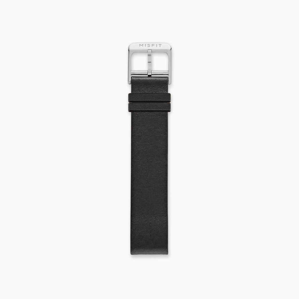 16mm Misfit Smartwatch Leather Strap