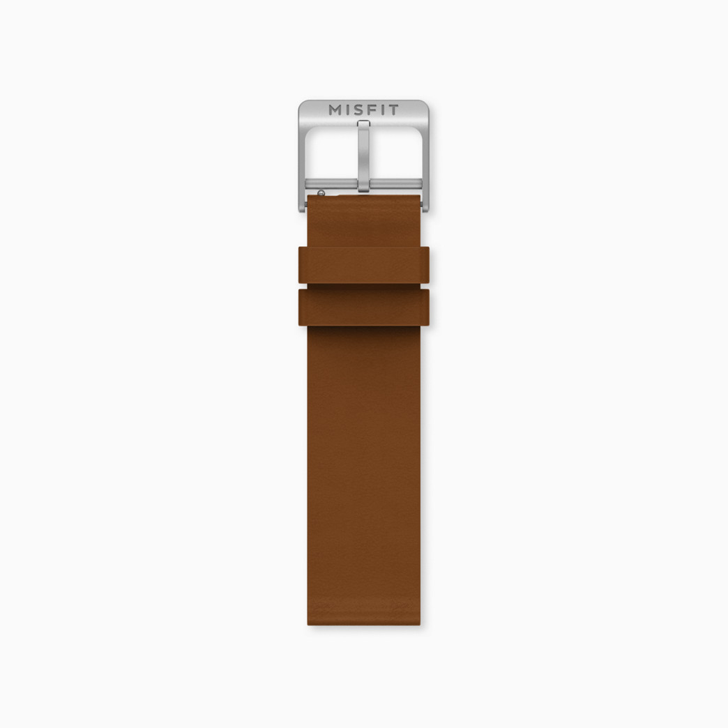 20MM MISFIT LEATHER STRAP+