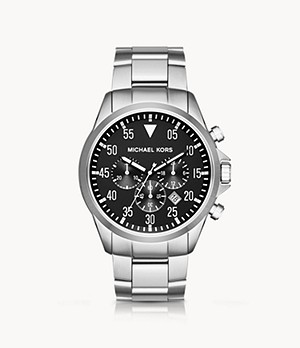 Michael Kors Men's Gage Chronograph Stainless Steel Watch
