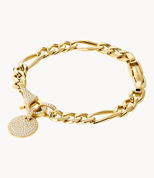 Mercer Link 14k Gold-Plated Sterling Silver Statement Bracelet
