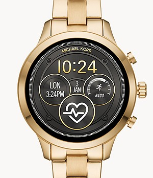 REFURBISHED Michael Kors Gen 4 Runway Smartwatch