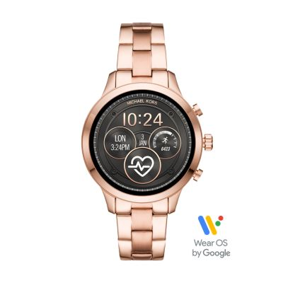 Michael Kors Gen 4 Runway Smartwatch - MKT5046 - Watch Station