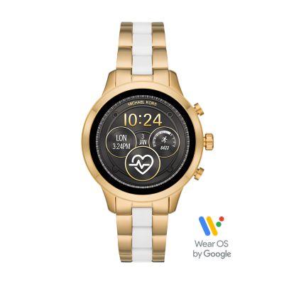 REFURBISHED Michael Kors Gen 4 Runway Smartwatch - MKT5057J - Watch Station