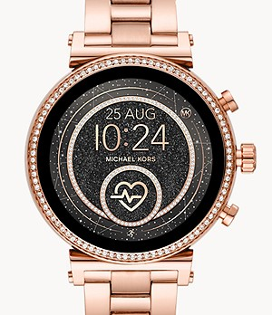 REFURBISHED Michael Kors Gen 4 Sofie Smartwatch