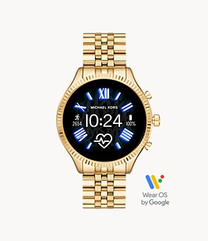 REFURBISHED Michael Kors Gen 5 Lexington Smartwatch