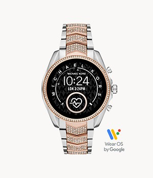 Michael Kors Gen 5 Bradshaw Smartwatch - Two-Tone Stainless Steel