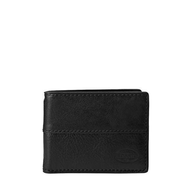 Dillon Clip Bifold Wallet