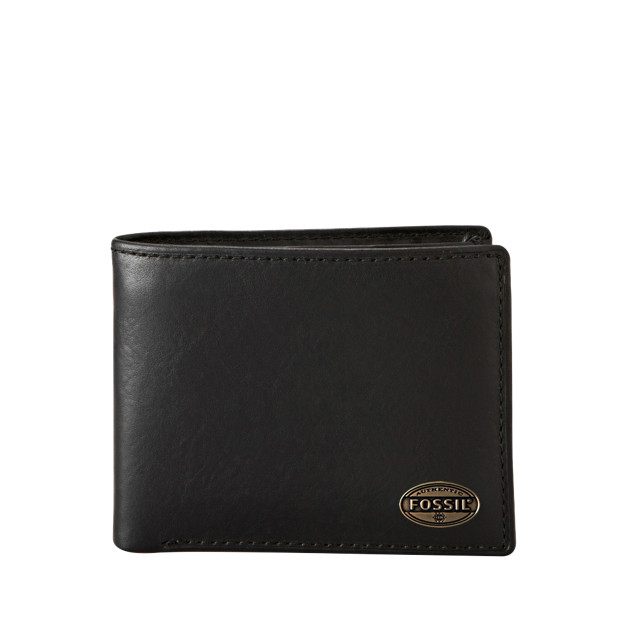 Estate Zip Passcase Wallet
