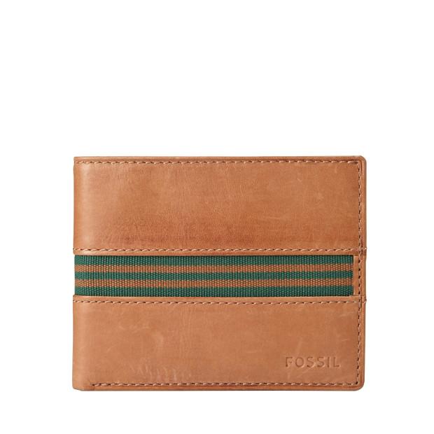 Mitchell International Slim Bifold Wallet