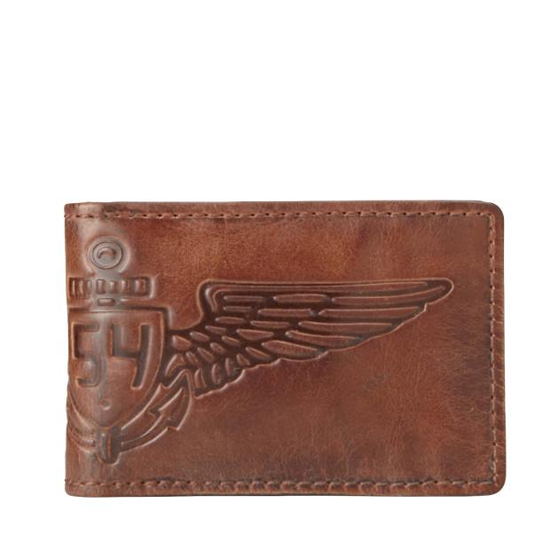Flatiron Flip Bifold Front Pocket Wallet