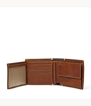 Elgin International Traveler Wallet