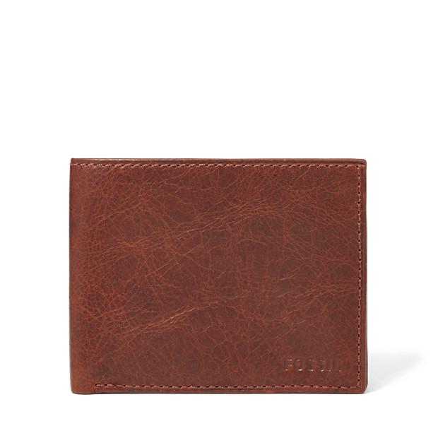 Herren Geldbörse - Ingram L-zip Bifold