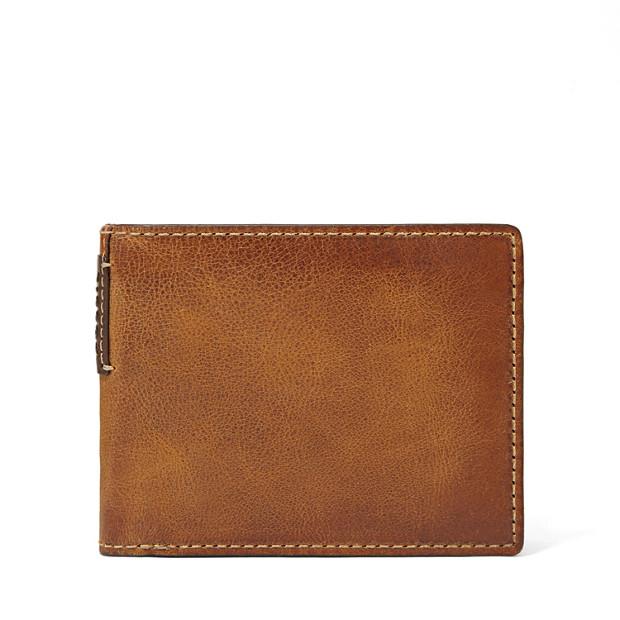 Wilson L-Zip Bifold Wallet